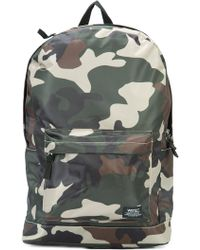 Wesc - Chaz Camouflage Backpack - Lyst