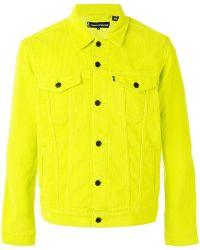 Gosha Rubchinskiy - Corduroy Jacket - Men - Cotton - M - Green