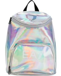 EA7 - Gym Lux Backpack - Lyst