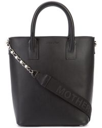 Mother Of Pearl - Extra Chain Mini Tote - Lyst