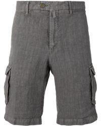 Kiton - Cargo Shorts - Lyst