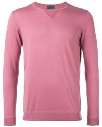 Laneus - Fitted Sweater - Lyst