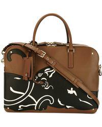Valentino Laptop Bag - Brown