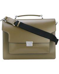 Marni - Trunk Briefcase Satchel - Lyst