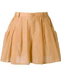 Mes Demoiselles - Initiee Shorts - Lyst