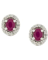 Wouters & Hendrix - Stud Earrings - Lyst