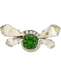 Maison Michel - Embellished Hairpiece - Lyst
