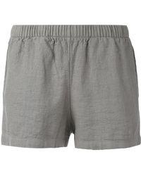 Majestic Filatures - Elasticated Shorts - Lyst