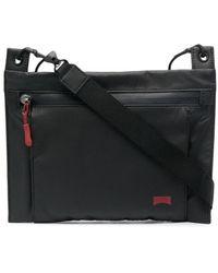 Camper Aku Recycled Shoulder Bag - Black