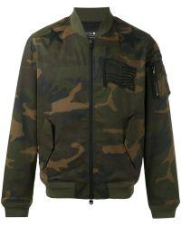 Hydrogen - Camouflage Jacket - Lyst