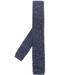 Al Duca d'Aosta - Patterned Tie - Lyst