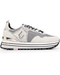 Liu Jo - Logo Low-top Sneakers - Lyst