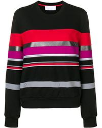 NO KA 'OI Striped Jumper - Black