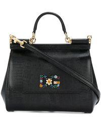 Dolce & Gabbana - Sicily ハンドバッグ M - Lyst