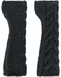 Eleventy - Knitted Arm Warmers - Lyst