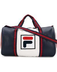 Fila Logo Holdall Bag - Multicolour