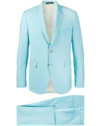 Paul Smith ツーピース スーツ - ブルー