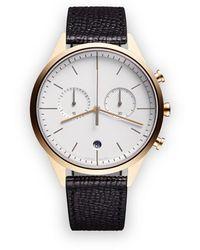 Uniform Wares C39 chronograph watch - Multicolore
