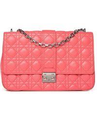 Dior Grand sac porté épaule Cannage Miss Dior pre-owned - Rose