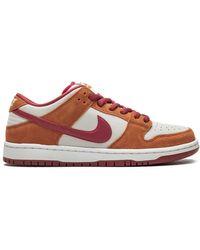 Nike Sb Dunk Sneakers - Lyst