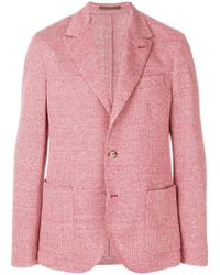 Eleventy - Classic Fitted Blazer - Lyst