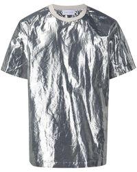 Christian Wijnants Togo Tシャツ - メタリック