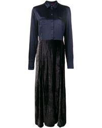 F.R.S For Restless Sleepers Fedra Long Dress - ブルー