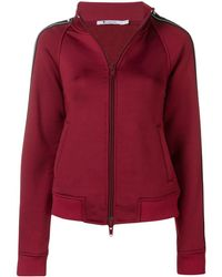 T By Alexander Wang Logo Track Jacket - Red