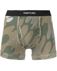 Tom Ford - カモフラージュ ボクサーパンツ - Lyst