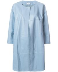 DESA NINETEENSEVENTYTWO - Three-quarter Sleeve Coat - Lyst
