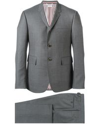 Thom Browne Zweiteiliger Anzug - Grau