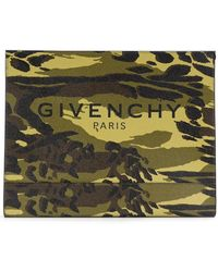 Givenchy Buidel Met Camouflageprint - Groen
