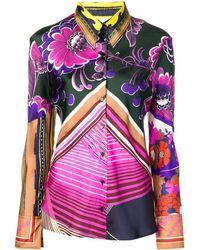 Chloé Рубашка С Принтом - Многоцветный