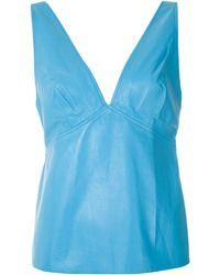 EVA Top - Blu