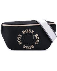 BOSS by Hugo Boss ロゴ ベルトバッグ - マルチカラー