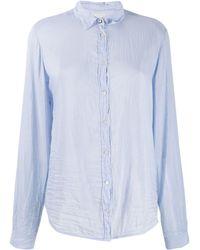 Forte Forte Button-up Shirt - Blue