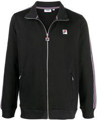 Fila - ロゴ トラックジャケット - Lyst