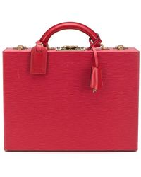 Louis Vuitton 1990 Pre-owned Jewellery Case - Red