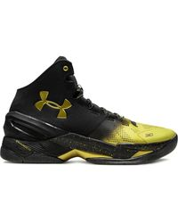 Under Armour Curry B2b Trainer Pack - Black