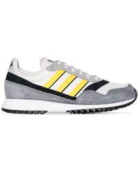 adidas Spzl Ashhurt Suede Trainers - Grey