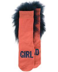 Hysteric Glamour - Bad Girls Socks - Lyst