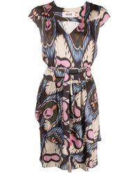Bazar Deluxe Vestido tubo bordado - Multicolor