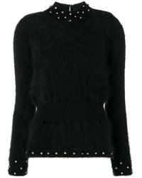 Tom Ford Embellished Sweater - Black