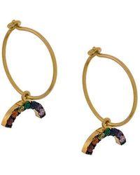 Ileana Makri - Multi-stone Earrings - Lyst