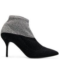 Pierre Hardy - Kelly Knit Boots - Lyst