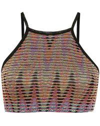 Cecilia Prado - Knit Cléo Bikini Top - Lyst