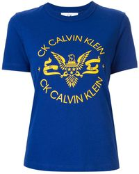 Calvin Klein - ロゴ Tシャツ - Lyst