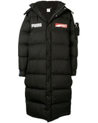 PUMA X Ader Error Padded Coat - Black