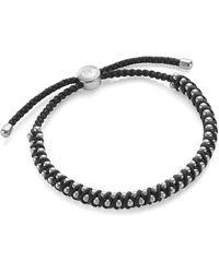 Monica Vinader Rio Friendship Armband - Mettallic