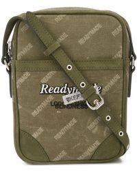 READYMADE - Logo Print Messenger Bag - Lyst